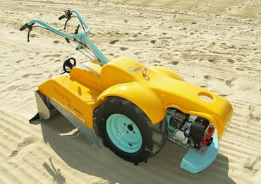 Beachcleaner Troyer